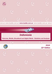 Indonesia - Telecoms, Mobile, Broadband and Digital Media - Statistics and Analyses